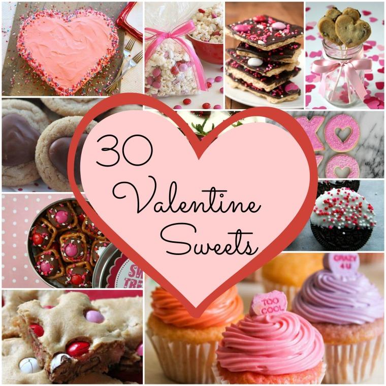 30 Valentine Sweets